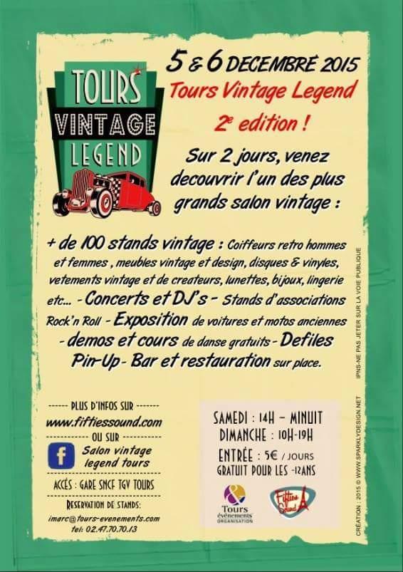 A 2015-12-5 TOURS Vintage